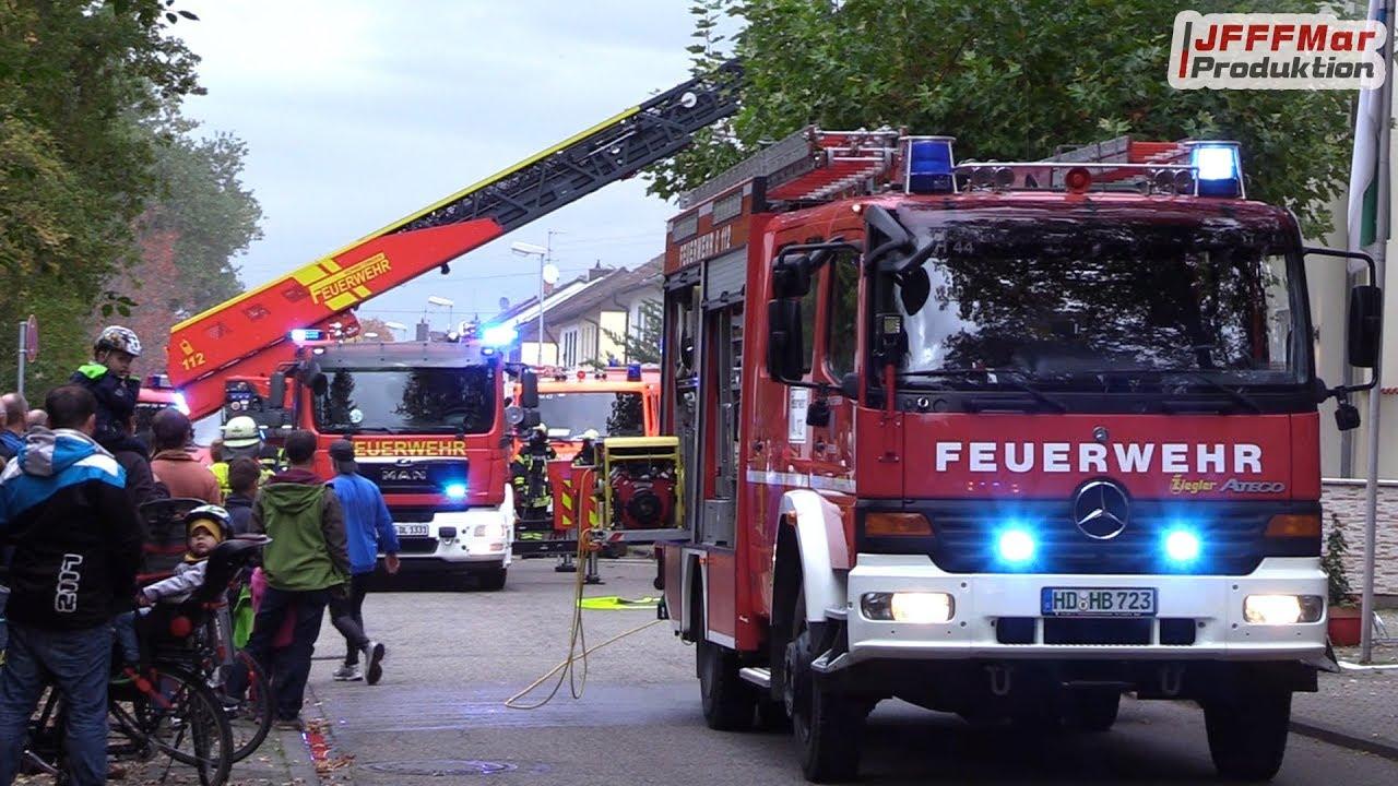 Download Jahreshauptübung der Feuerwehr Oftersheim