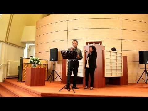 GKIN Amstelveen : duet Angki Maramis & Vonny deVogel - 'Semua karena AnugerahNya'