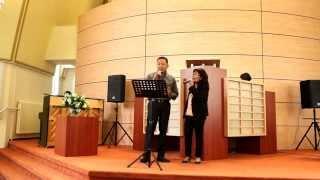 GKIN Amstelveen : duet Angki Maramis & Vonny deVogel -
