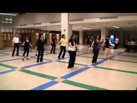 Flirting Scholar (唐伯虎點秋香)  Line Dance