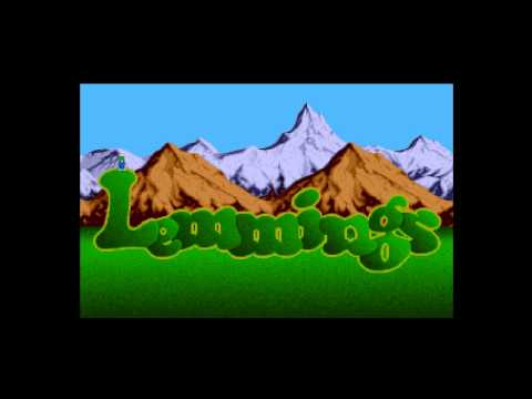 Amiga music: Lemmings (compilation - Dolby Headphone)