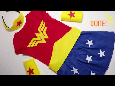 Wonder Woman Cosplay BTS/Bloopers! ~ Alyson Tabbitha from YouTube · Duration:  4 minutes 26 seconds