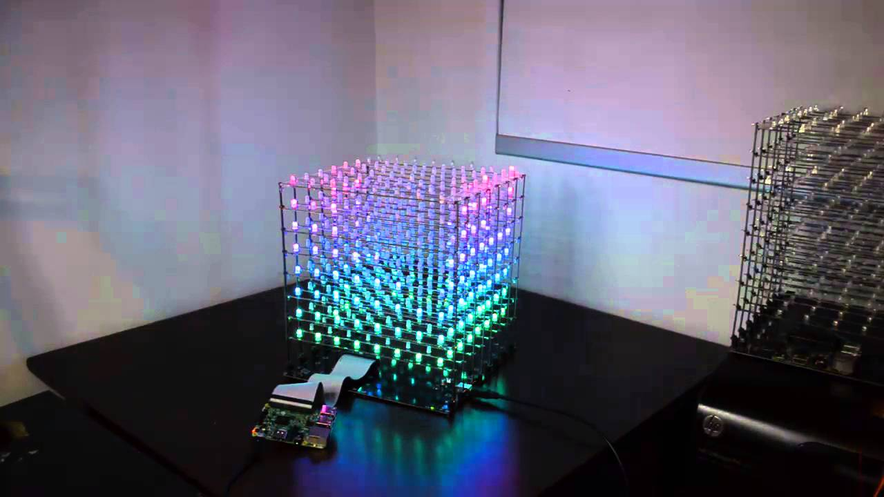 how to make led music visualizer