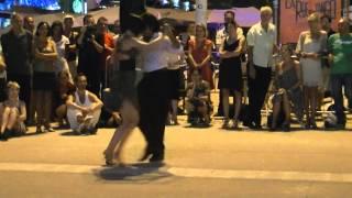 la Rue du Tango 8.7 .2 Dario Da Silva et Claire Vivo