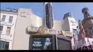 "Aaliyah with QOTD inside the Bollywood Movie ""Mujhse Dosti Karoge"""