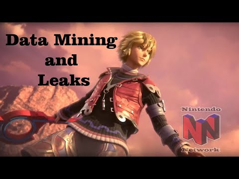 Super Smash Bros Ultimate Leaks And Data Mining