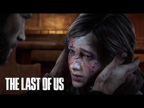 The Last of Us (2013) - Убийство мачете