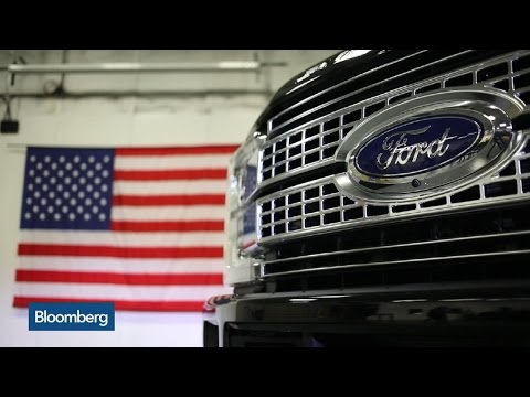 Ford CEO: Trump Is Good for Business and the Economy