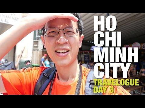 Ho Chi Minh City Travelogue (Day 3, Last Day)