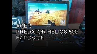 Acer Predator Hellios 500: Volle Power fürs Gaming thumbnail