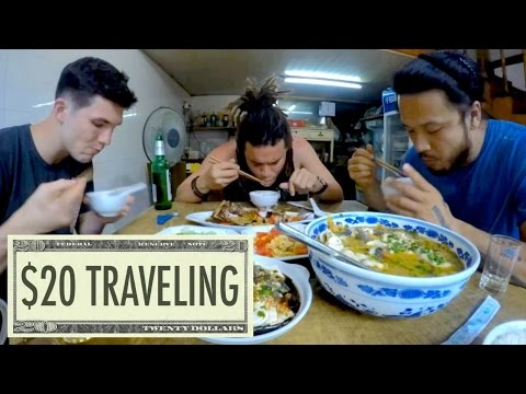 Hangzhou, China: Traveling for 20 Dollars a Day - Ep 2