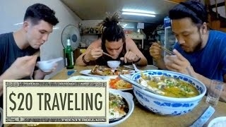 Hangzhou, China: Traveling for $20 A Day - Ep 2