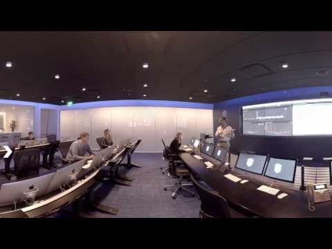 X-Force Command Center: 360 Cyber Range Experience