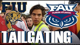 What Is a Tailgate? FIU vs FAU