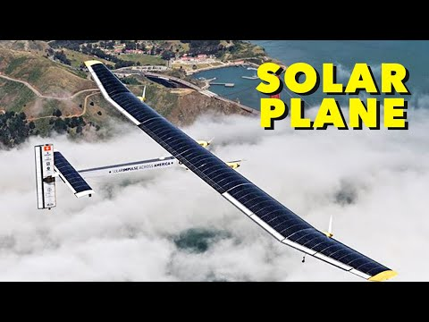 The Next Level Of Aviation: Solar Planes