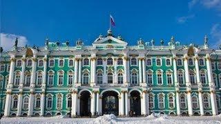 El Hermitage o Palacio de Invierno
