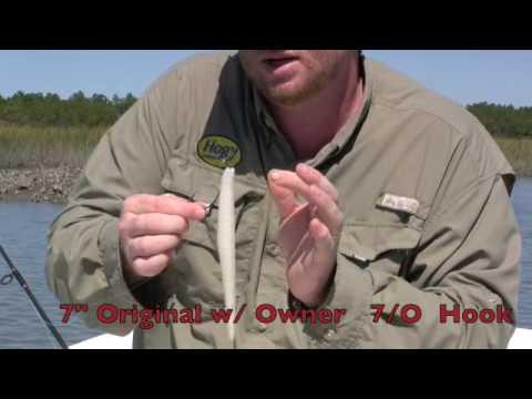 How-To: Charleston Redfish With The Hogy Originals