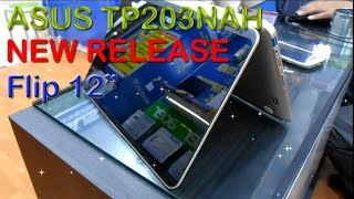 Review ASUS TP203NAH FLIP