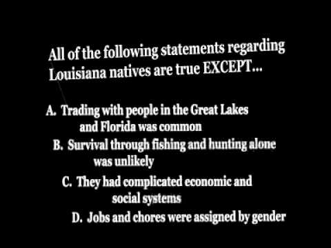 22 A Native American Tribes Of Louisiana Generic Final Youtube