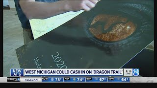 Organizers have grand goals for 'Dragon' trail