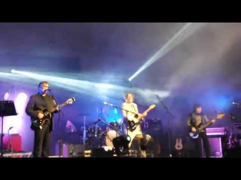 Squeeze :  Cool for Cats - Looe Music Festival 2014, Cornwall. Live