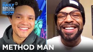 Method Man - How He Transitioned from Music to Acting | The Daily Social Distancing Show
