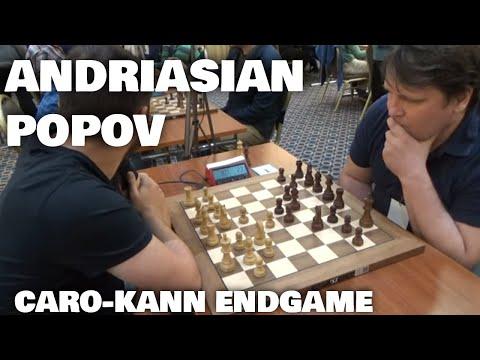 Caro-Kann turns into Reti opening   Andriasian - Popov   European blitzиз YouTube · Длительность: 8 мин22 с