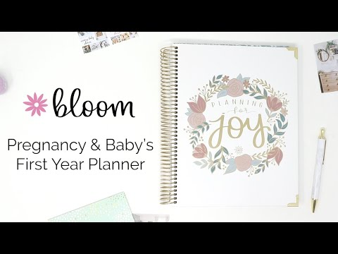 Pregnancy Planners and Organizers