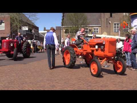 Reportage : Oldtimer festival Axel 2016