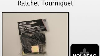 $1 Ractchet Tourniquet TQ  - Field Expedient Trauma Medicine -