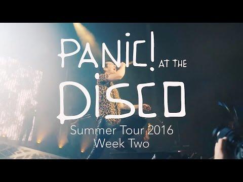 Panic! At The Disco - Summer Tour 2016 (Week 2 Recap) Thumbnail image
