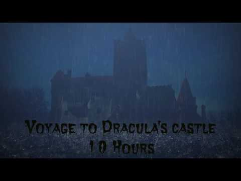 Voyage to Dracula's Castle - 10 Hours - Horse & Carriage - Rain - Thunder - Wind - Wolves