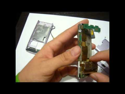 nokia x3-02 Disassembly & Assembly - Digitizer, Screen & Case Replacement Repair