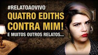 SÓ RELATOS DE FEITIÇOS, INVEJA: A maldade da vizinha voltou para ela, A Edith...