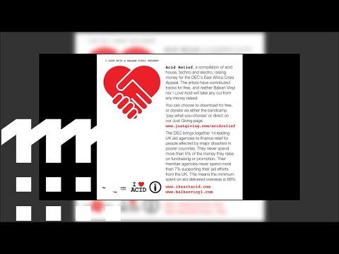Transparent Sound - Acid Relief - 12 Insert Coin