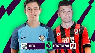 КУБОК ФИФЕРОВ | KEFIR VS FORZOREZOR