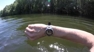 casio aw 80 1avef water resistant test in river