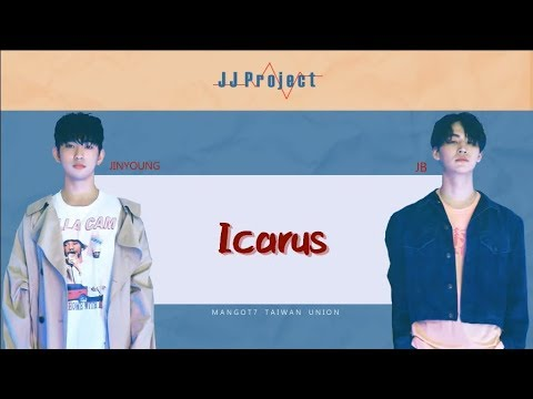 [Han/中字/Eng] JJ Project - ICARUS ( Verse 2 )