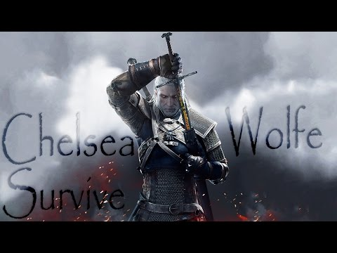 The Witcher 3: Wild Hunt | Chelsea Wolfe - Survive | Musicvideo