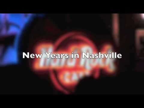 New Years Eve in Nashville TN. Huge Downtown Party.