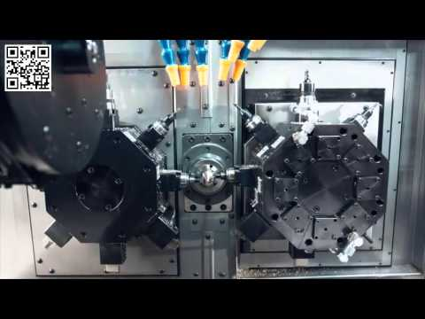 Dodatkowe Maier - automat tokarski 4 kanałowy - ENG - YouTube CU59