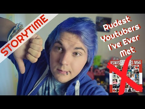 SWISSTUBERS Are Dead To Me?! | Storytime