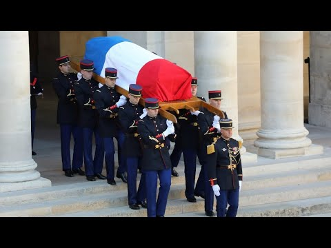 As it happened: France pays homage to Charles Aznavour