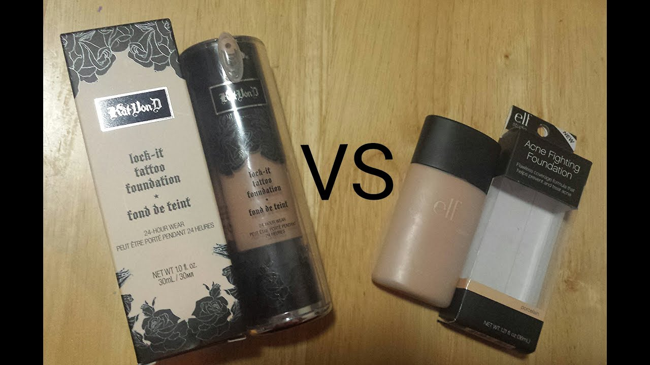 Kat Von D Lock It Foundation Dupe    YouTube furthermore Kat Von D Tattoo Concealer Review  Photos  Swatches    Blog beauty besides Kat Von D accuses make up artist Jeffree Star of being and additionally Is Kat Von D Right Calling Out this Makeup nd for Copying    Preen besides Affordable Drugstore Tattoo Coverup   YouTube likewise Eyeliner Dupe  Kat Von D vs  Physicians   Tonya Talks Beauty moreover  moreover  in addition DUPE ALERT   Kat von d  S les and Cover moreover 12 Best Kat Von D Makeup Products 2017   Kat Von D Foundation also 17 Best images about Kat Von D Dupes on Pinterest   Nyx soft matte. on kat von d tattoo cover up drug store version