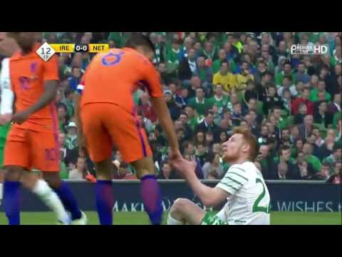 Republic of Ireland vs Netherlands - Friendlies 27 May 2016 (1ST)