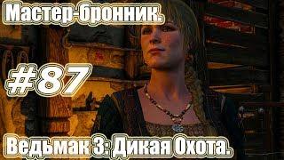 Ведьмак 3: Дикая Охота. Видео прохождение игры. #87 - Мастер-бронник.