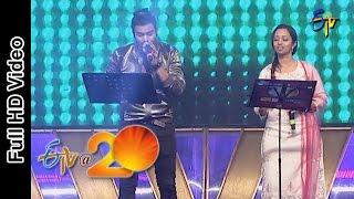 Sri Ramachandra&Malavika Performance - Adaragottu KottuKottuSong in Viajaywada ETV @ 20 Celebrations