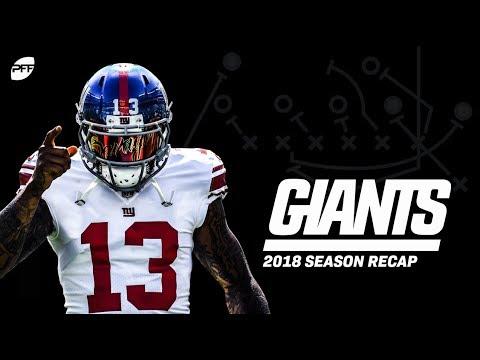 New York Giants: Grading each offensive position – Spring 2019
