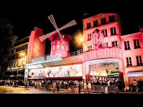 Paris - Moulin Rouge Show with VIP Seating and Champagne