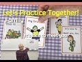Card Game | At Home | Introducing Your Family | 14 | English Speaking Practice | ESL | EFL | ELL